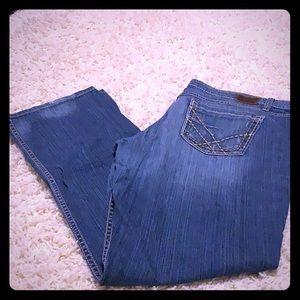 BKE Tenley Boot Cut Jeans 36x33.5